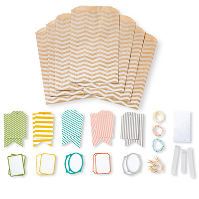 Stampin' Up! Tag a Bag Bundle easy gift packaging