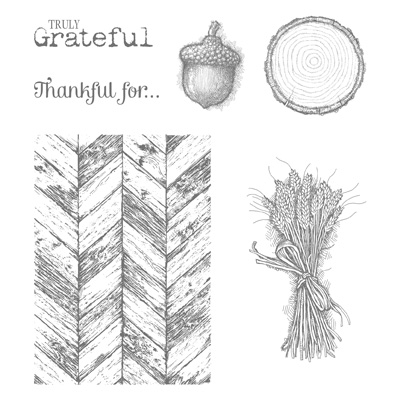 Stampin' Up! Truly Grateful handmade Thanksgiving cards