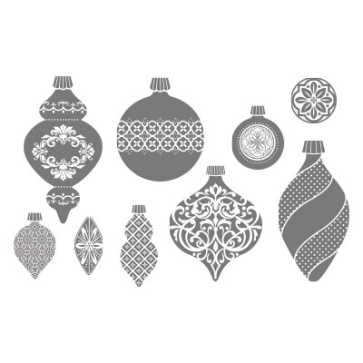 Stampin' Up! Ornament Keepsakes