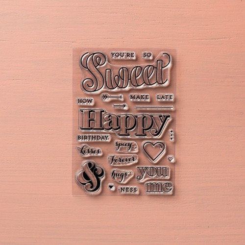 Stampin' Up! Countless Sayings