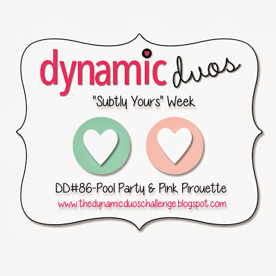 Dynamic Duos #86 - Pool Party & Pink Pirouette
