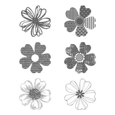 Stampin' Up! Flower Shop