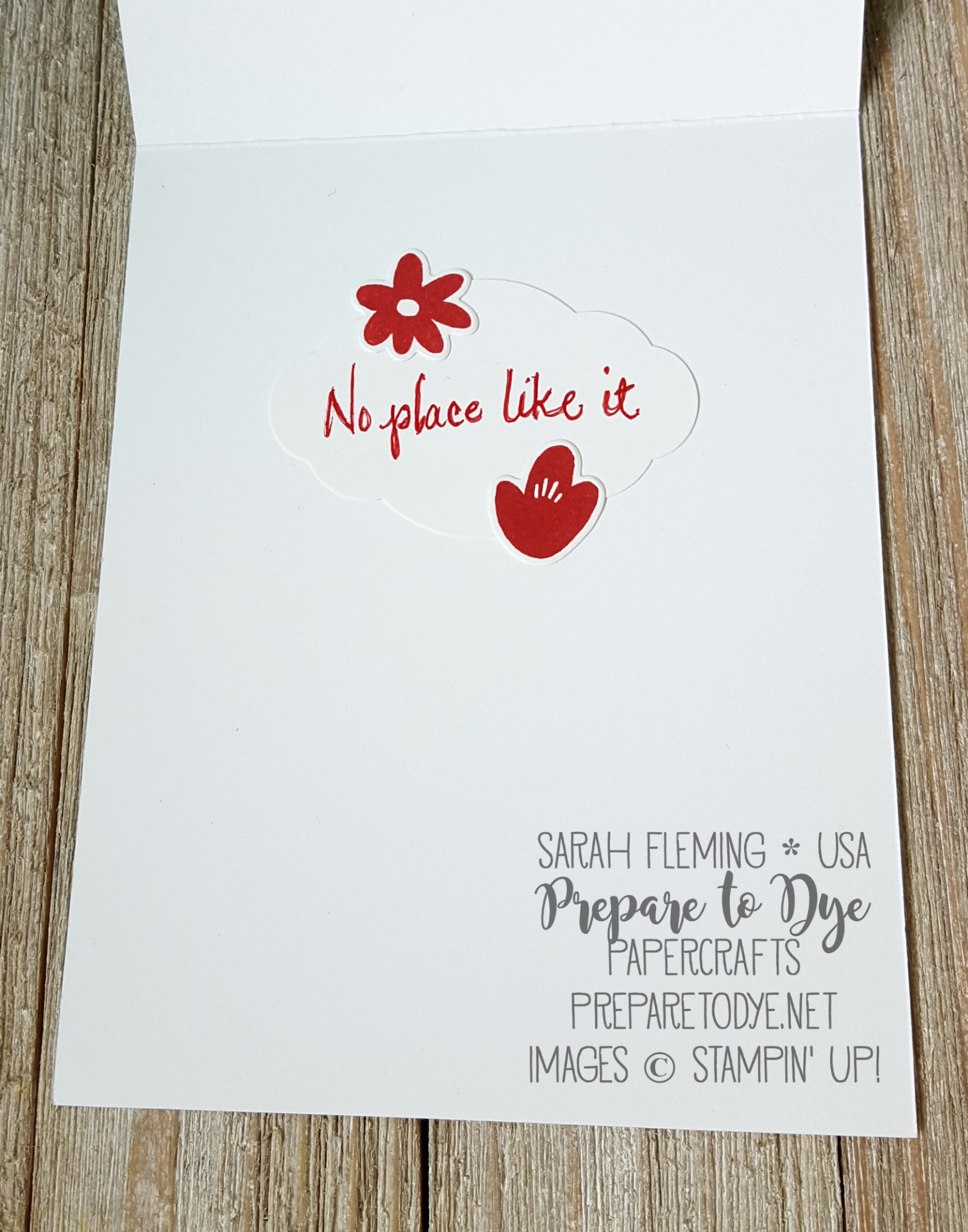 Stampin' Up! Home Life bundle and Pretty Label Punch