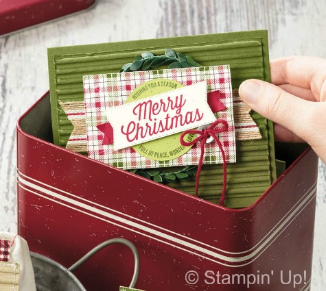 Stampin' Up! Festive Farmhouse Suite